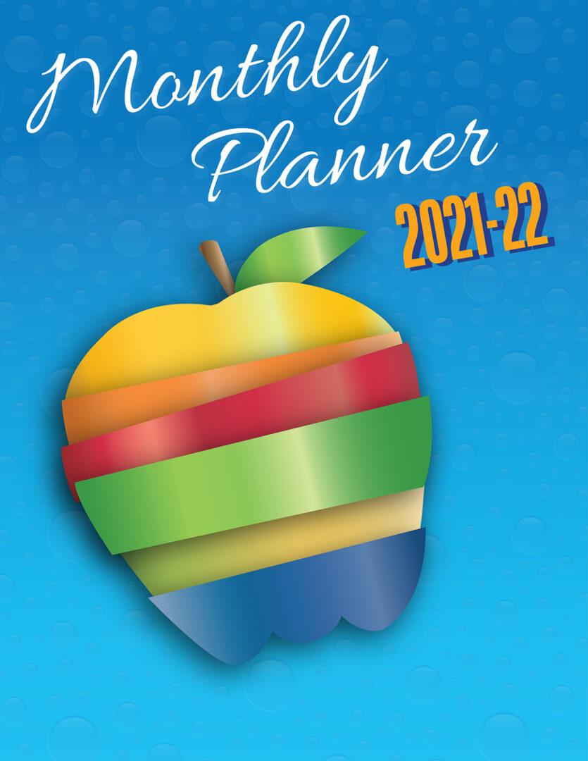 Pictorial Calendar Style 01-21