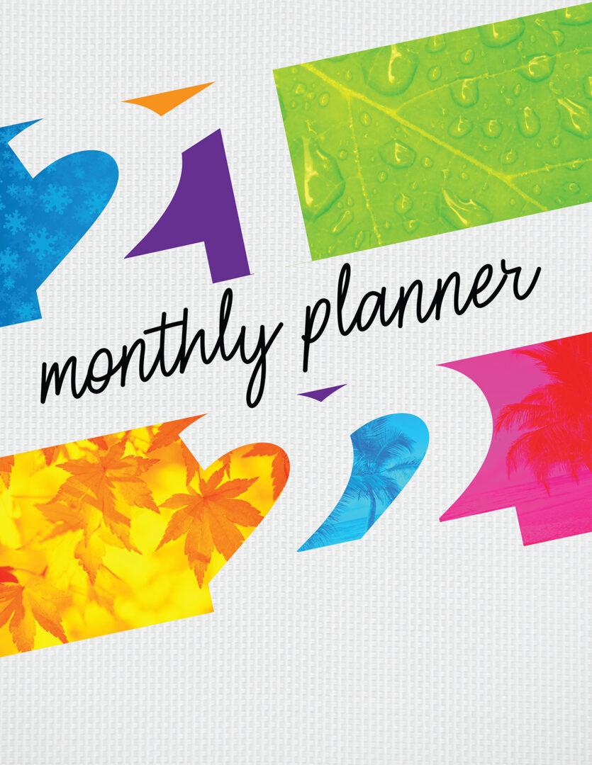 Pictorial Calendar Style 15-20