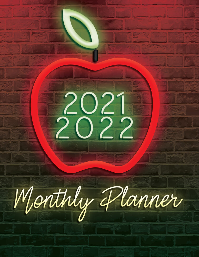 Pictorial Calendar Style 09-21