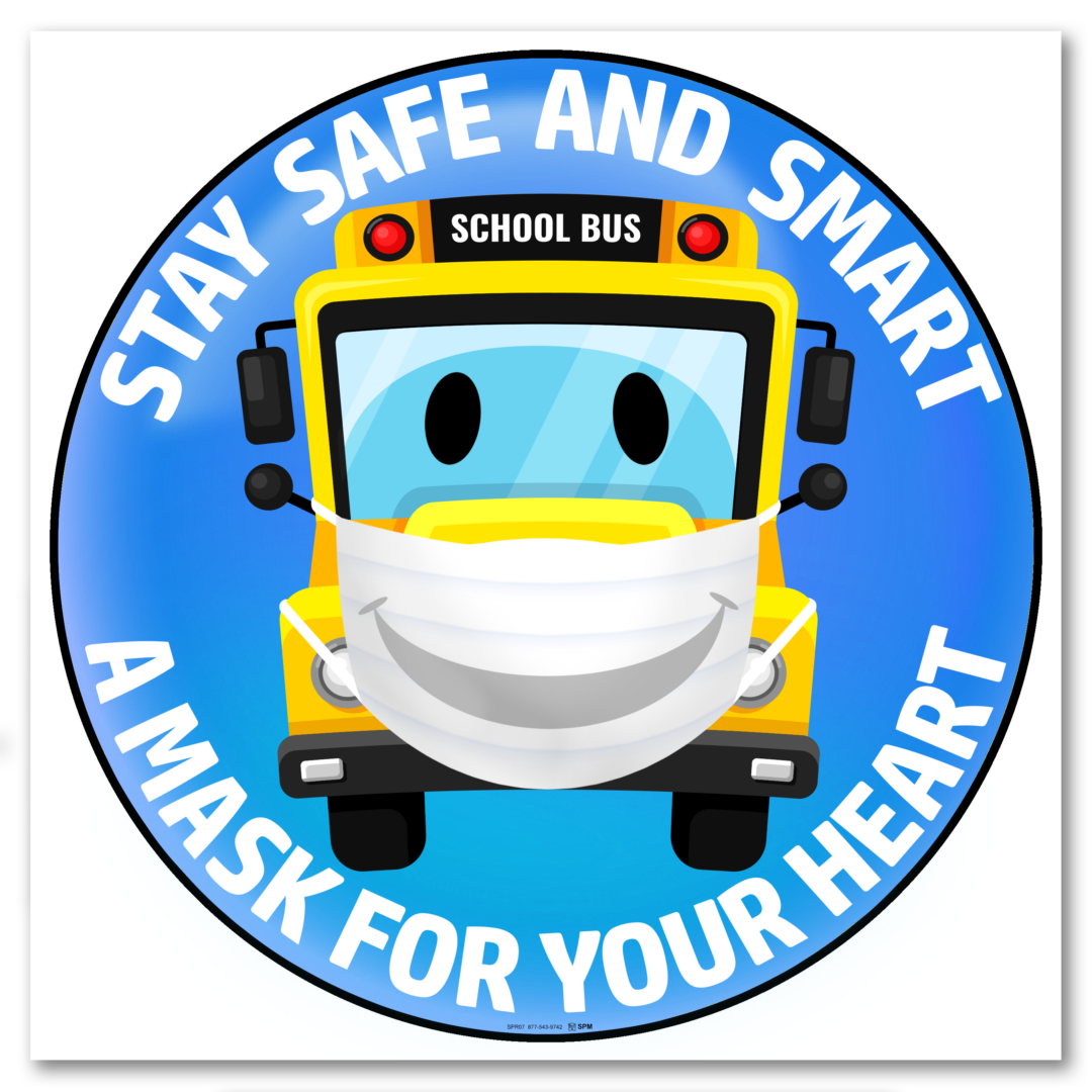Safety Decal Bus